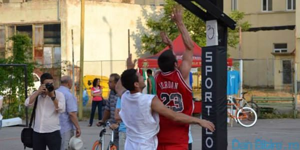 streetball challenge
