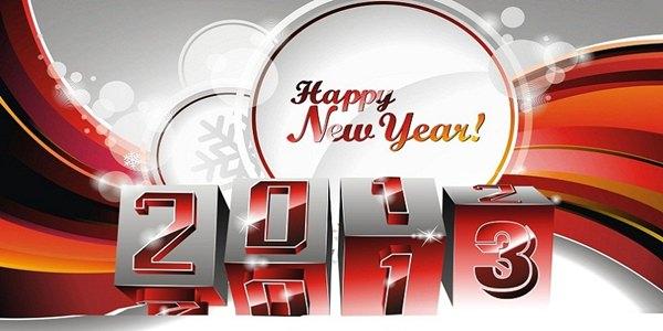 anul nou 2013