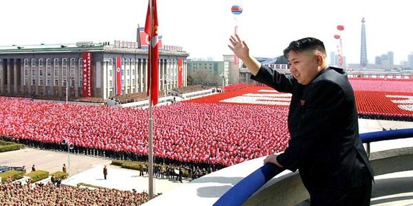 statul controleaza tot - coreea de nord