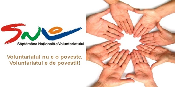 saptamana nationala a voluntariatului