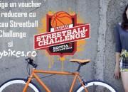 "UPDATE! Pasionații de baschet se pregătesc de ""Streetball Challenge"""