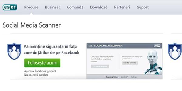 eset smart security @ facebook