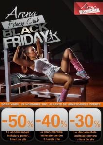 black fitness