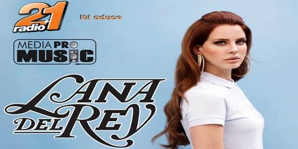 Concert Lana del Rey cover