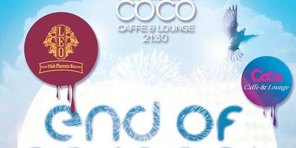 end of school coco caffe