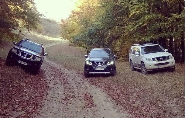 Caravana Nissan, Magura, Bacau