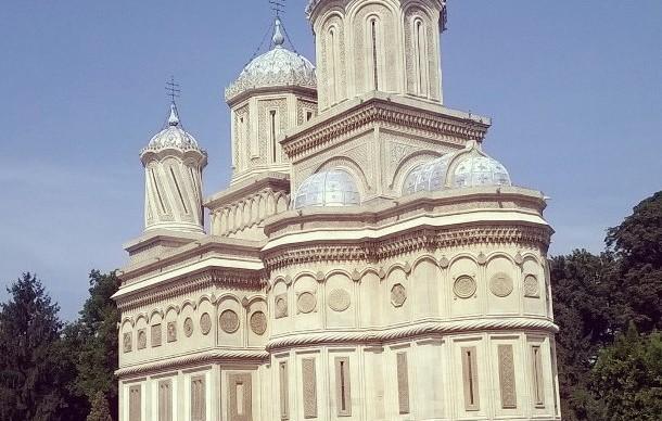 Manastirea Curtea de Arges, Arges