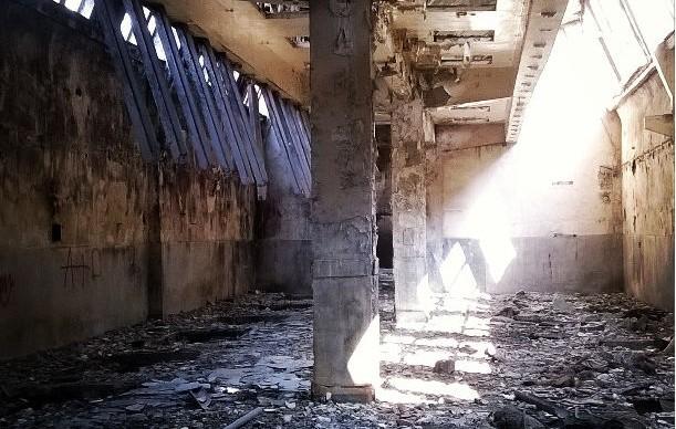 Ruine, POBAC, Bacau