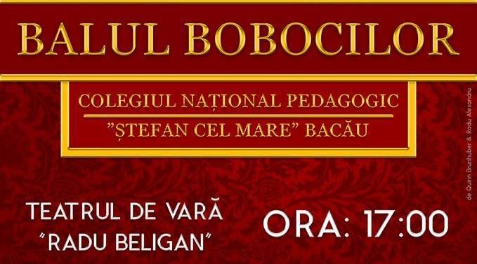 Balul Bobocilor CN Pedagogic