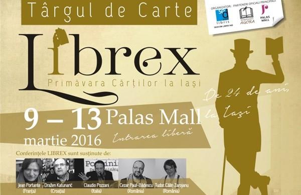 Librex - Palas Mall 2016